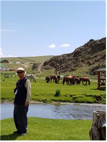 몽골 울란바토르: 원응 - 주필