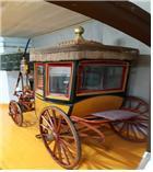 복드 칸(왕)이 사용했던 근대식 마차