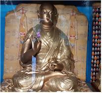 몽골불교의 활불(活佛=젭춘담바)로 추앙받는 자나바자르