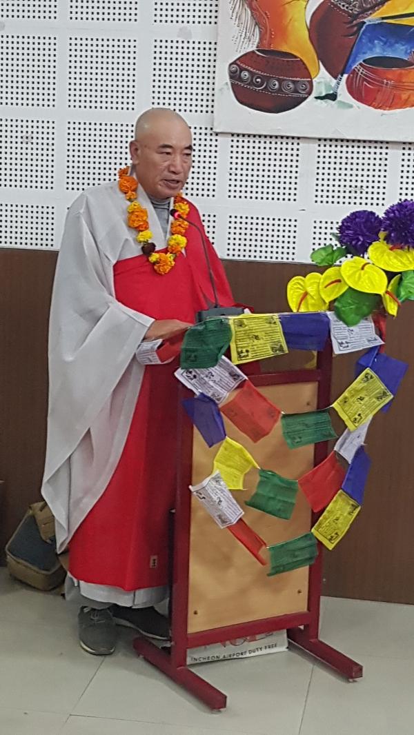 중앙종회의원 보각스님