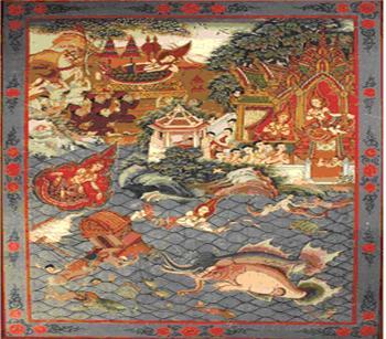 마하니파타 자타카(부처님 탄생의 위대한 열 가지 이야기)