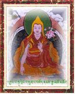 제 3대 달라이 라마 소남 갓쵸의 초상