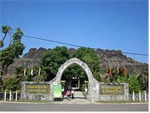 카바예 동굴(사원) 버마 양곤